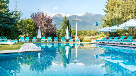 La Veranda Outdoor Pool