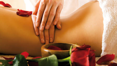 Kempinski Hotel Grand Arena Bansko_Rose Oil Body Massage