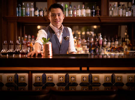 Cocktail Masterclass with Edriane Lim at The Bar at 15 Stamford